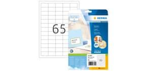 SuperPrint- Etikett 38,1x21,2 HERMA 8629  10Bl  650St Produktbild