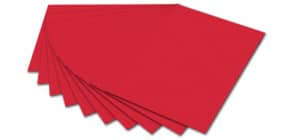 Tonpapier A4 hochrot FOLIA 6420 130g Produktbild