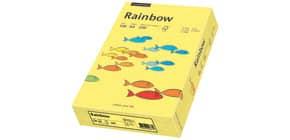 Kopierpapier A4 120g gelb RAINBOW 88042348 250 Blatt Produktbild