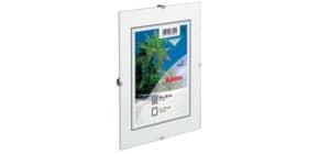 Fotorahmen Normalglas rahmenlo CLIP FIX 63004 13x18cm Produktbild