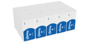 Falthandtuch Kleenex weiß 3-lagig KLEENEX 6710 Produktbild