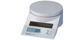 Briefwaage MAULtronic S weiß MAUL 15150 02 5000g Solar Produktbild