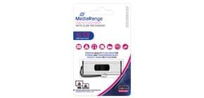 USB Stick 3,0 super speed MEDIA RANGE MR915 16Gb Produktbild