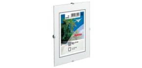 Fotorahmen Normalglas rahmenlo CLIP FIX 63020 21x29,7cm Produktbild