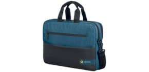 Laptoptasche City Drift sz./blau Produktbild