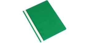 Schnellhefter A4 grün Q-CONNECT KF01456 Plast Produktbild