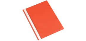 Schnellhefter A4 rot Q-CONNECT KF01455 Plast Produktbild