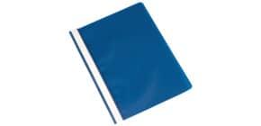 Schnellhefter A4 dunkelblau Q-CONNECT KF01454 Plastik Produktbild