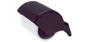 Rolllöscher schwarz WEDO 80 201 Produktbild