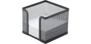 Zettelbox Metall schwarz Q-CONNECT KF00878 Produktbild