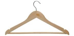 Kleiderbügel Holz natur MAUL 94533 70 Produktbild