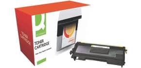 Lasertoner schwarz Q-CONNECT KF02793 TN2000 Produktbild