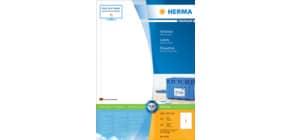 Super-Print Etiketten weiß HERMA 4458-A4/200Lmm/297Bmm Produktbild