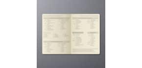 Buchkalender 2021 A5 taupe CONCEPTUM C2160 Produktbild