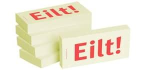 Haftnotiz Eilt 1301010102 75x35mm 5Bk Produktbild