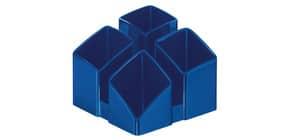 Köcher Scala blau HAN 17450-14 4tlg, Produktbild