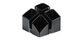 Köcher Scala schwarz HAN 17450-13 4tlg, Produktbild