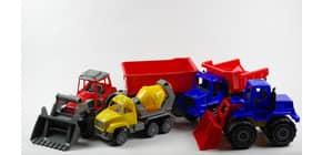Plasto Fahrzeuge 4er-Set Produktbild