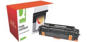 Lasertoner cyan Q-CONNECT KF16032 CE411A Produktbild