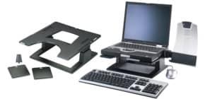 Notebookständer schwarz 3M LX500 Produktbild