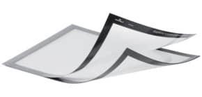 Informationsrahmen A4 2ST silber DURABLE 4985 23 DURAFRAME+ Produktbild
