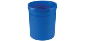 Papierkorb 18l Grip blau HAN 18190-14 Produktbild