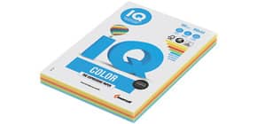 Kopierkarton A4 160g Intensivfarben Produktbild