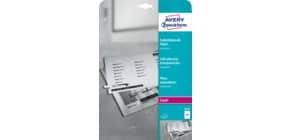 Kopierfolie A4 25 Blatt Laser ZWECKFORM 3482 Produktbild