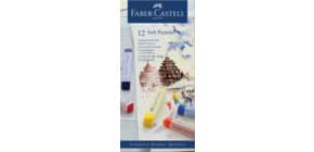 Pastellkreide Goldfaber 12ST FABER CASTELL 128312 Kartonetui Produktbild