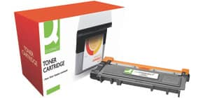 Lasertoner schwarz Q-CONNECT KF16277 TN2320 Produktbild