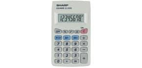 Taschenrechner SHARP SH-EL233S 8 Stellen Produktbild