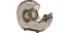 Handabroller 19mmx33m transparent SCOTCH H127 leer Produktbild