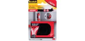 Klettband 25x75mm schwarz SCOTCH RF-6731 25mm x75mm Produktbild