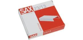 Heftklammer 23/13-1000 verzink SAX 1-213-03 1000ST  stahl Produktbild