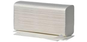 Falthandtuch 2-l.2500ST weiß FRIPA 4052101 Comfort Produktbild