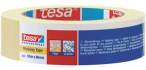 Kreppband  h.beige TESA 04323-00040-00 19mm x50m Produktbild