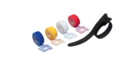 Kabelbündler Klettband 5ST sortiert DURABLE 5036 00 CAVOLINE Produktbild