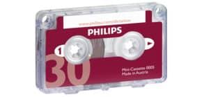 Diktierkassette 2x15min PHILIPS LFH0005 Produktbild