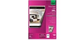 Laser Fotopapier 200BL h`weiß SIGEL LP344 200g  A4 Produktbild