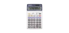 Tischrechner SHARP SH-EL337C 12 Stellen Produktbild