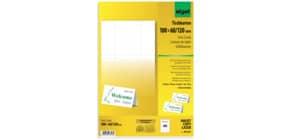 Design Tischkarte 40ST hochweiß SIGEL DP047 A4/185g Produktbild
