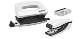 Locher + Hefter WOW Mini weiß LEITZ 5561-20-01 NeXXt Produktbild