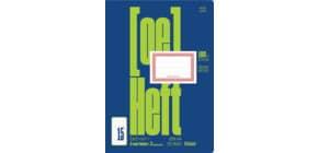 Ö-Heft A4 20BL lin.+KR URSUS OE15 060420124 o.Rahmen Produktbild
