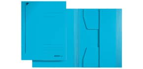 Jurismappe A4 blau LEITZ 3924 00 35 Karton Produktbild