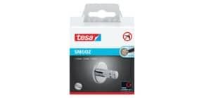 Handtuchhaken Metall chrom TESA 40318-00000-00  Smooz Produktbild
