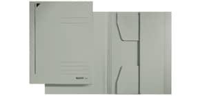 Jurismappe A4 grau LEITZ 3924-00-85 Karton Produktbild
