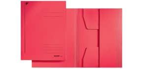 Jurismappe A4 rot LEITZ 3924 00 25 Karton Produktbild