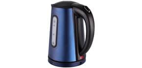 Wasserkocher 1,7 l blau-met KALORIK JK 1200 BL Produktbild