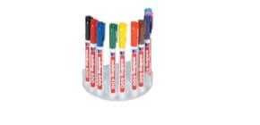Permanentmarker 10ST sortiert EDDING 4-400-10 Produktbild