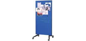 Magnettafel Glas mobil blau LEGAMASTER 1053 00 Produktbild